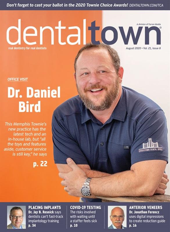 Dentaltown Magazine August 2020