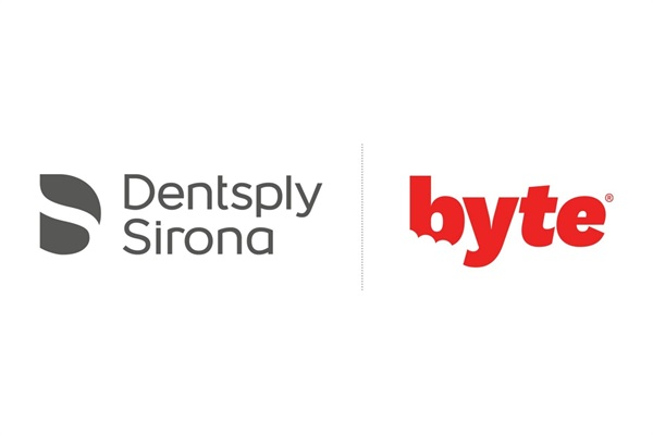 Dentsply Sirona Acquires Byte, a Direct-to-Consumer, Doctor-Directed Clear Aligner Company