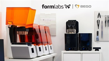 Formlabs and Bego Announce Partnership