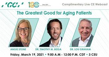 GC America to Host Free Online Dentistry Symposium on Aging Patients