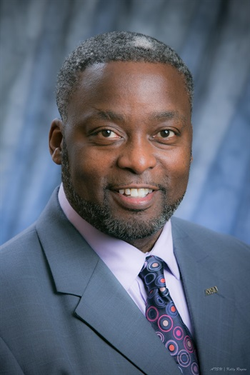 Clinton Normore, MBA, Promoted to ATSU's Vice President of Diversity and Inclusion