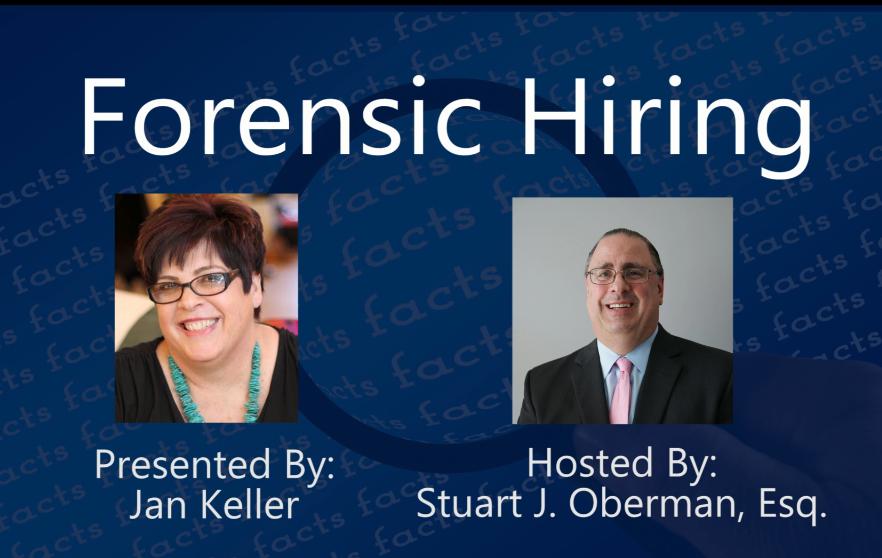 Forensic Hiring