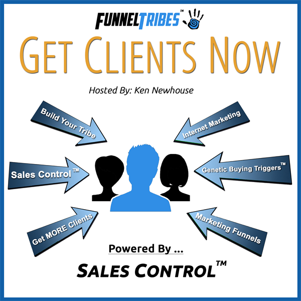 #086 - How To Dramatically Increase Conversions and Generate MORE Sales By Stacking The Cool | Ken Newhouse – FunnelTribes.com | The Exclusive Online Community for Business Coaching & Training