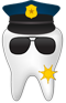 Tooth Cop- Protecting and Serving Dental Professionals
