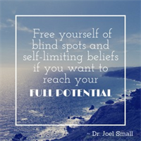 How Blind Spots & Self-Limiting Beliefs Hold us Back