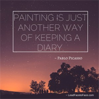 A Lesson from Picasso
