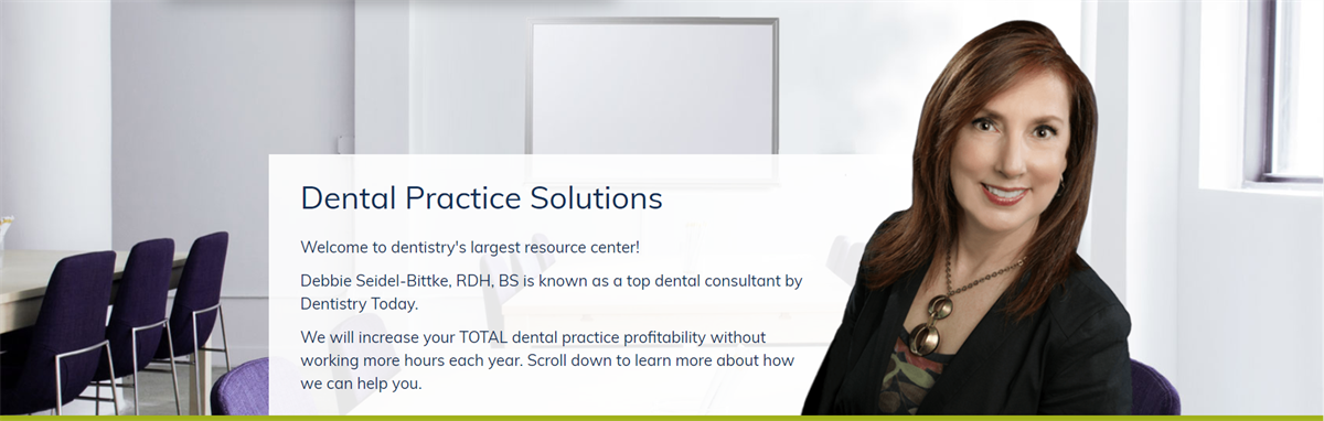 Dental Consultant | Get a Grip on Your Business & Grow Your Dental Practice!