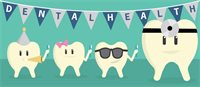7 Ways To Take Part In Children's Dental Health Month