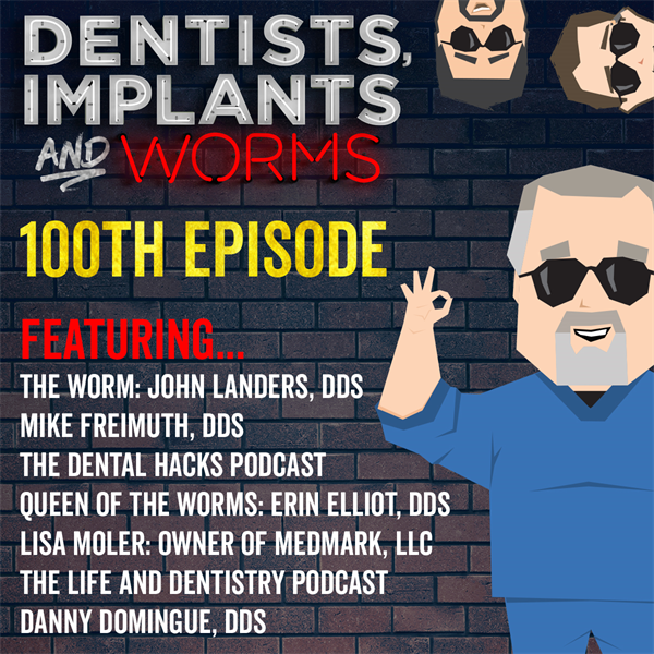 Episode 100: The Worms & Friends Celebrate 100 Episodes