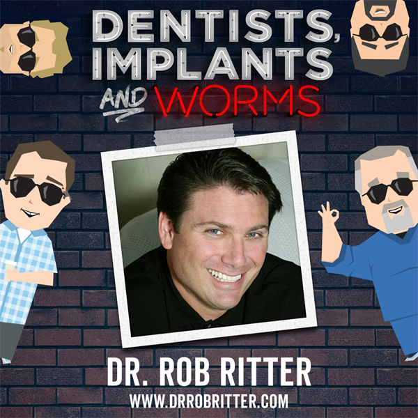 Episode 116: Under Pressure with Dr. Rob Ritter (Part One)