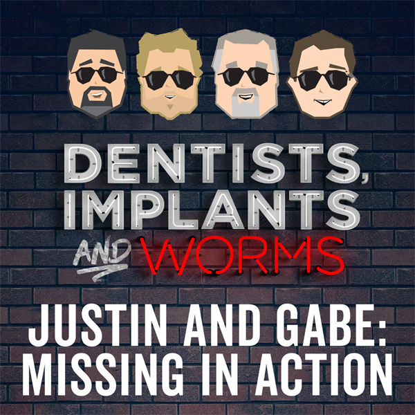 Episode 119: Justin and Gabe are Missing in Action
