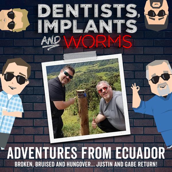 Episode 120: Adventures from Ecuador