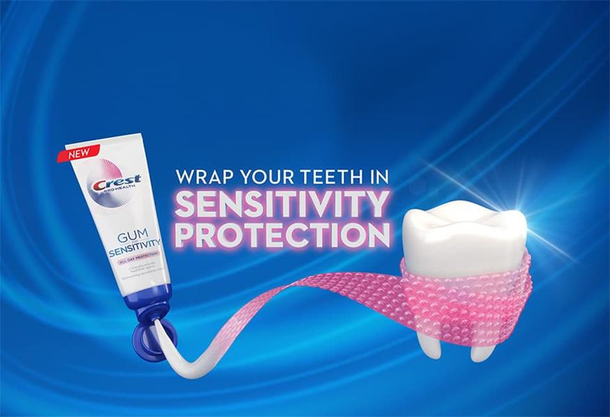 New Toothpaste for Sensitive Gum Types