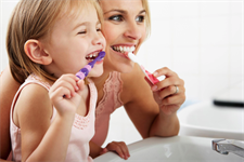 How to Get Kids to Brush and Like It