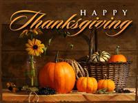 Unwind with this Thanksgiving Rewind