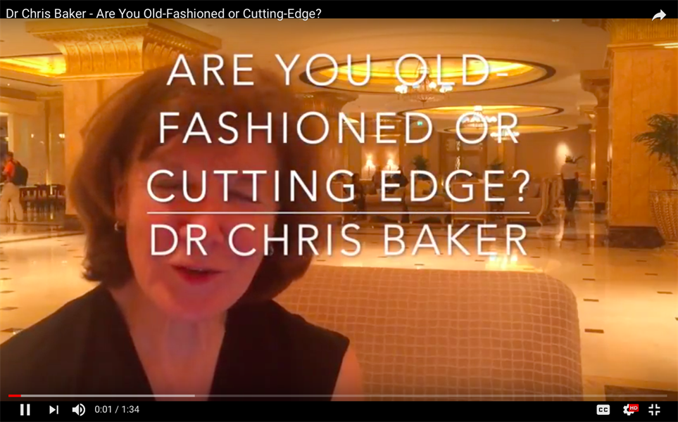 Orthodontics: Are you old-fashioned or cutting edge?