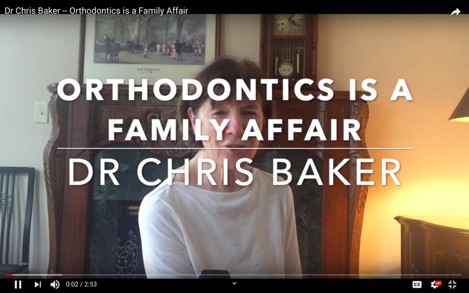 Orthodontics is a Family Affair
