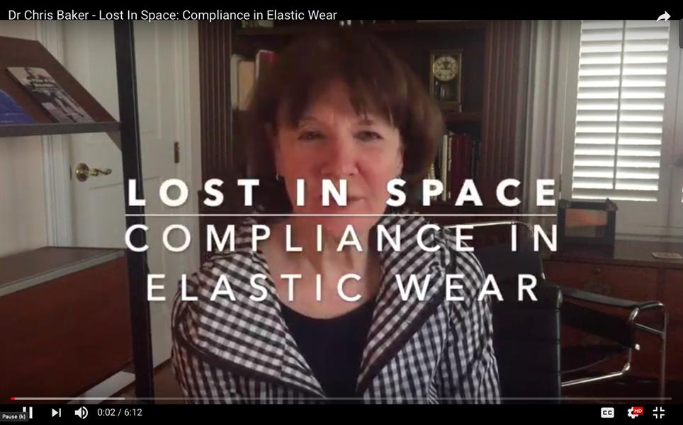 Lost In Space: Compliance in elastic wear