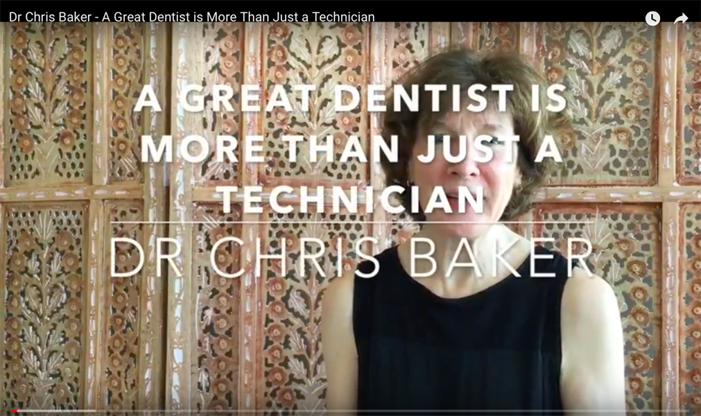 A Great Dentist is More Than Just a Technician