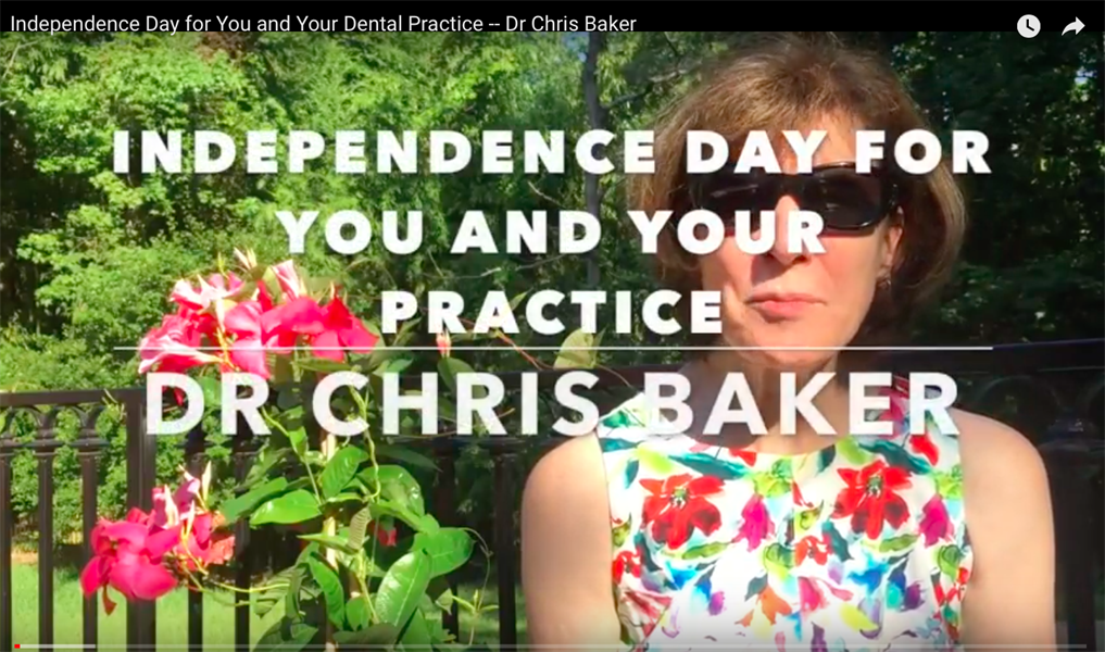Independence Day for You and Your Practice