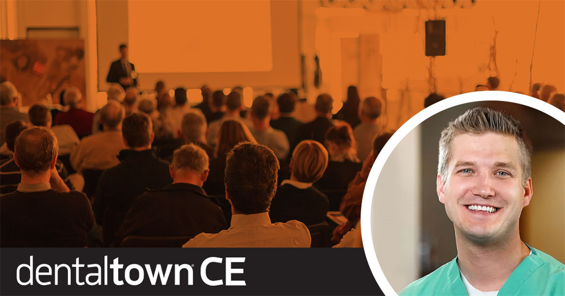 Dentaltown Learning Online....The Complete Digital Workflow of Implant Dentistry. By Dr. Riley Clark.