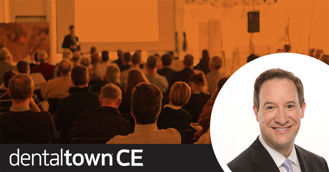 Dentaltown Learning Online....Opening Our Eyes to CBCT in Endodontics: A View From the Inside. By Dr. Brett Gilbert.