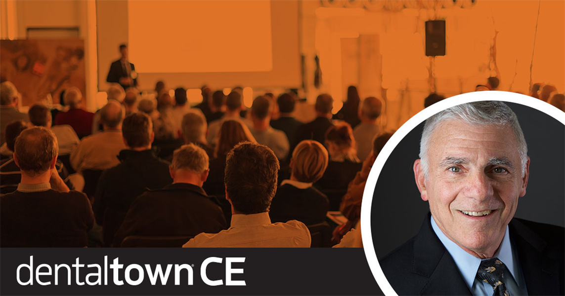 Dentaltown Learning Online...Bruxism, Occlusion and Parafunctional Control. Filmed Live at Townie Meeting. By Dr. Barry Glassman.