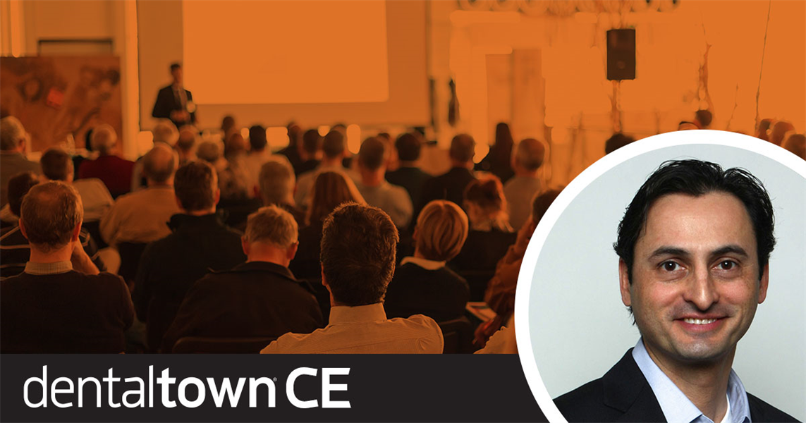 Dentaltown Learning Online...Endo for GPs: Better, Faster and Safer Root Canals: Access, Narrow Canals, and More. Filmed Live at Townie Meeting. By Dr. Manor Haas.