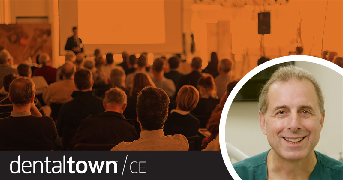 Dentaltown Learning Online...Comprehensive Dental Examination Basics. By Dr. Mike Racich