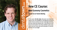 New-Economy Cosmetics...Filmed Live at Townie Meeting By Dr. Eric Jones.
