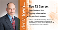 Dental Implants From Planning to Restoration: Introduction to Implants