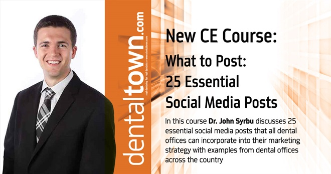 What to Post: 25 Essential Social Media Posts