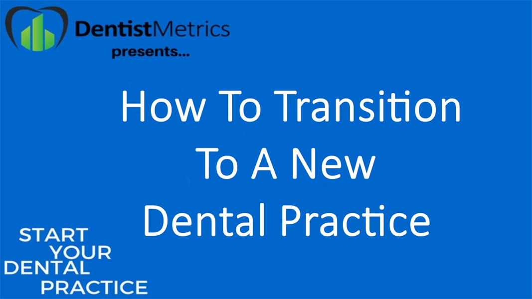 How To Buy A Dental Practice With Dr. Paul Goodman