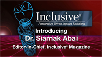 021 Glidewell Implant Solutions with Dr. Siamak Abai