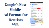 How Dentists Can Benefit from Google's New Nearby Mobile Ad Format