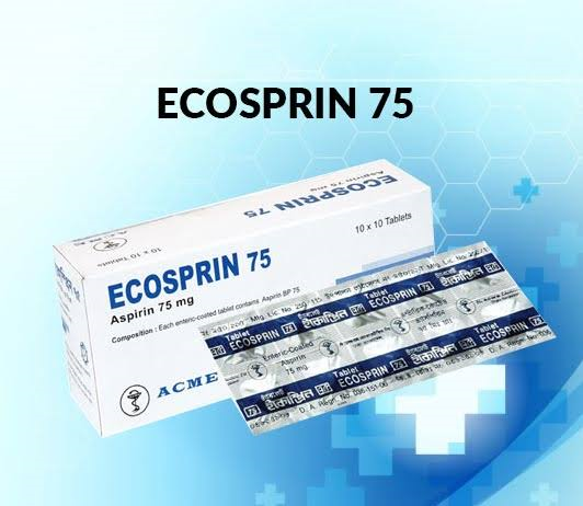 How exactly Ecosprin tablet affect your body?