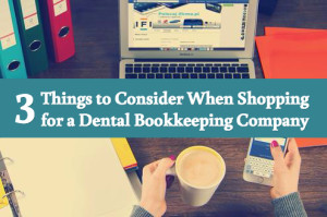 Go-To Way to Automate Your Dental Bookkeeping