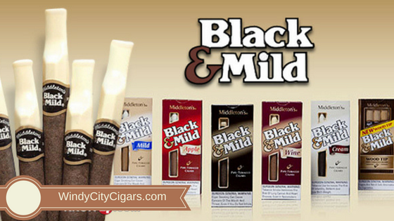 WHY DOES IT APPEAR EVERYONE IS CRAZY ABOUT BLACK AND MILD CIGARS?