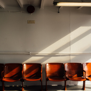 Episode #1: Are your waiting room chairs lined up like army cadets in front of a drill sergeant? How does that make your patients feel?