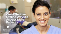 Six Cost-Effective Offline Ways to Attract More Patients