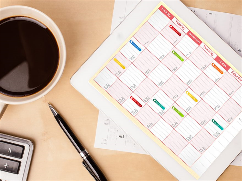 Schedule Makeover: From Reactive to Proactive