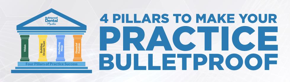 4 Pillars To Make Your Practice Bulletproof