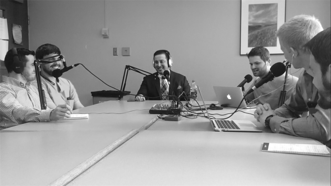 Episode #4: The Art of Dentistry with Dr. Adamo Notarantonio