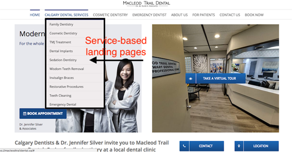 How to Create Landing Page Keywords for Dental Websites in 3 Simple Steps