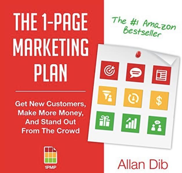 116: Allan Dib | The 1-Page Marketing Plan.