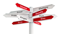 7 Deadly Sins Of Marketing And What To Learn From Them
