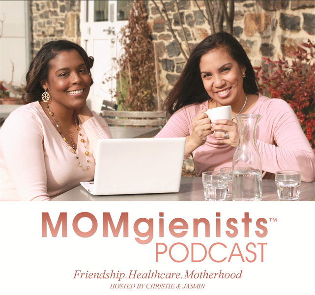 Episode 40: Work Life Balance with MOMgienist Ashley McCauley