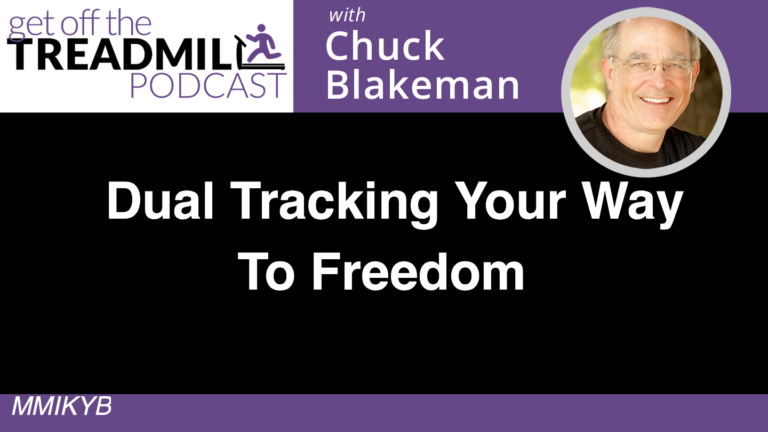 Dual Tracking Your Way to Freedom