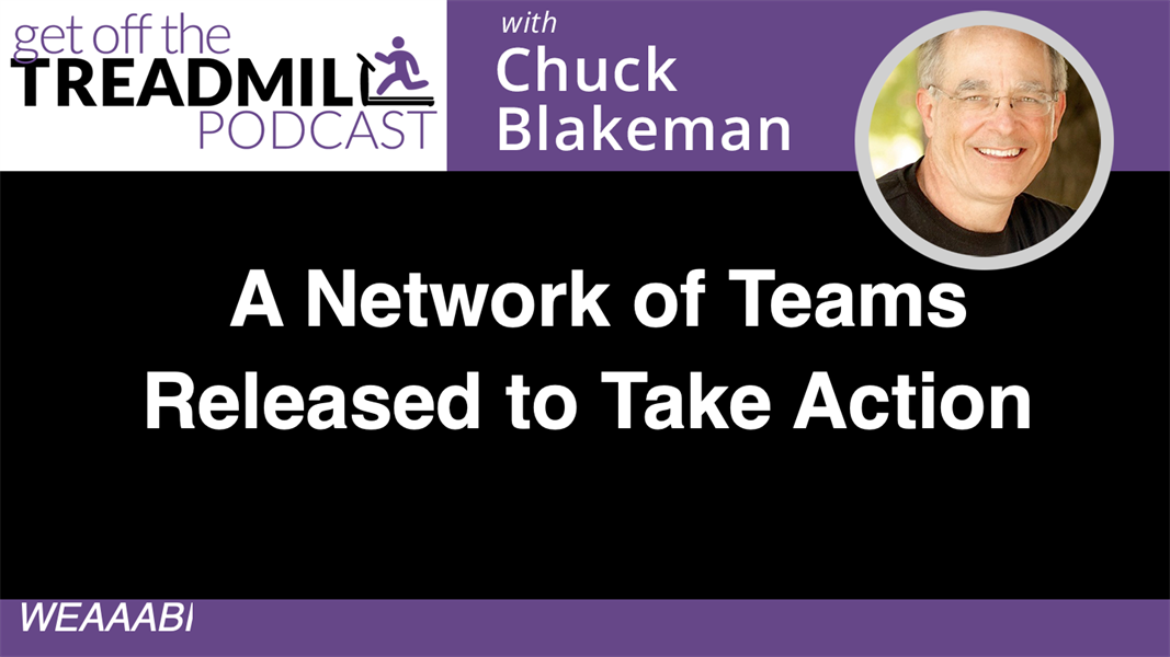 A Network of Teams Released To Take Action