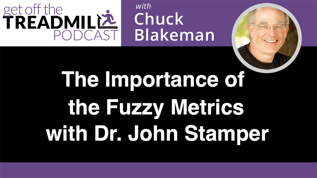 The Importance of the Fuzzy Metrics with Dr. John Stamper